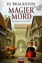 Cover-Bild Magier-Mord