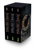 Cover-Bild Magnus Chase: Magnus-Chase-Schuber (3 Bände im Taschenbuch-Schuber)