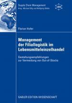 Cover-Bild Management der Filiallogistik im Lebensmitteleinzelhandel