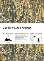 Cover-Bild Marbled Paper Designs