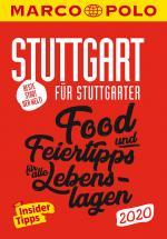Cover-Bild MARCO POLO Beste Stadt der Welt - Stuttgart 2020 MARCO POLO Cityguides)