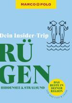 Cover-Bild MARCO POLO Insider-Trips Rügen mit Hiddensee und Stralsund