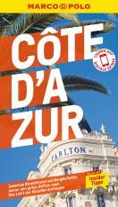 Cover-Bild MARCO POLO Reiseführer Cote d'Azur