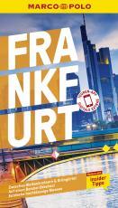 Cover-Bild MARCO POLO Reiseführer Frankfurt