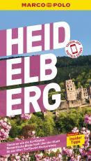 Cover-Bild MARCO POLO Reiseführer Heidelberg