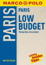 Cover-Bild MARCO POLO Reiseführer LowBudget Paris