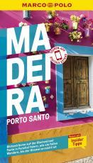 Cover-Bild MARCO POLO Reiseführer Madeira, Porto Santo