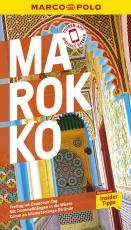 Cover-Bild MARCO POLO Reiseführer Marokko