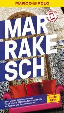 Cover-Bild MARCO POLO Reiseführer Marrakesch