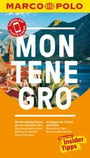 Cover-Bild MARCO POLO Reiseführer Montenegro