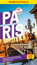 Cover-Bild MARCO POLO Reiseführer Paris