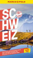 Cover-Bild MARCO POLO Reiseführer Schweiz