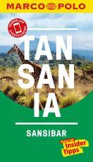 Cover-Bild MARCO POLO Reiseführer Tansania, Sansibar