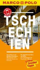 Cover-Bild MARCO POLO Reiseführer Tschechien