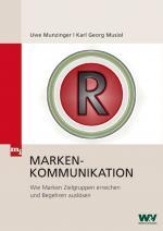 Cover-Bild Markenkommunikation