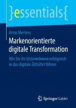 Cover-Bild Markenorientierte digitale Transformation