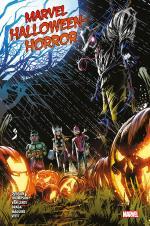 Cover-Bild Marvel Halloween-Horror