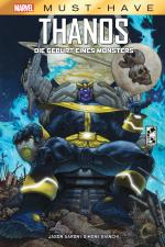 Cover-Bild Marvel Must-Have: Thanos - Die Geburt eines Monsters