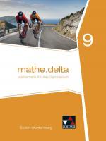 Cover-Bild mathe.delta – Baden-Württemberg / mathe.delta Baden-Württemberg 9