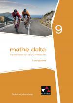 Cover-Bild mathe.delta – Baden-Württemberg / mathe.delta Baden-Württemberg LB 9