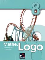 Cover-Bild Mathe.Logo – Gymnasium Thüringen / Mathe.Logo Gymnasium Thüringen 8