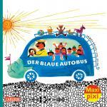 Cover-Bild Maxi Pixi 308: Der blaue Autobus