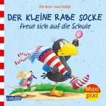 Cover-Bild Maxi Pixi 315: VE 5 Rabe Socke freut sich auf die Schule (5 Exemplare)