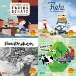 Cover-Bild Maxi-Pixi-4er-Set 66: Bilderbuch-Schätze (4x1 Exemplar)