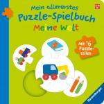 Cover-Bild Mein allererstes Puzzle-Spielbuch: Meine Welt