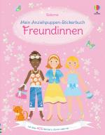 Cover-Bild Mein Anziehpuppen-Stickerbuch: Freundinnen