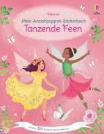 Cover-Bild Mein Anziehpuppen-Stickerbuch: Tanzende Feen