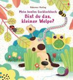 Cover-Bild Mein buntes Gucklochbuch: Bist du das, kleiner Welpe?