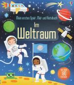 Cover-Bild Mein erstes Spiel-, Mal- und Ratebuch: Im Weltraum