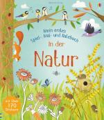 Cover-Bild Mein erstes Spiel-, Mal- und Ratebuch: In der Natur