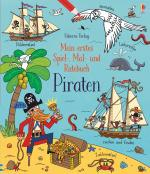 Cover-Bild Mein erstes Spiel-, Mal- und Ratebuch: Piraten