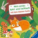 Cover-Bild Mein erstes Spiel- und Suchbuch mit dem kleinen Fuchs
