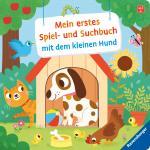 Cover-Bild Mein erstes Spiel- und Suchbuch mit dem kleinen Hund