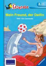 Cover-Bild Mein Freund, der Delfin - Leserabe 2. Klasse - Erstlesebuch für Kinder ab 7 Jahren