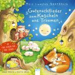 Cover-Bild Mein liebstes Soundbuch. Gutenachtlieder zum Kuscheln und Träumen