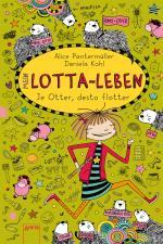 Cover-Bild Mein Lotta-Leben (17). Je Otter, desto flotter