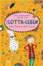 Cover-Bild Mein Lotta-Leben (8). Kein Drama ohne Lama
