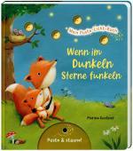 Cover-Bild Mein Puste-Licht-Buch: Wenn im Dunkeln Sterne funkeln
