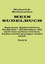 Cover-Bild Mein Sudelbuch, Teil 2