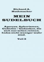 Cover-Bild Mein Sudelbuch, Teil 3