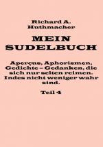 Cover-Bild Mein Sudelbuch, Teil 4