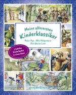 Cover-Bild Meine allerersten Kinderklassiker: Peter Pan/Nils Holgersson/Der kleine Lord