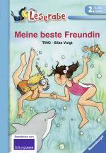 Cover-Bild Meine beste Freundin - Leserabe 2. Klasse - Erstlesebuch ab 7 Jahren