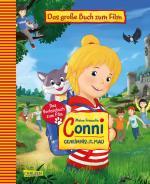 Cover-Bild Meine Freundin Conni - Geheimnis um Kater Mau. Das große Buch zum Film
