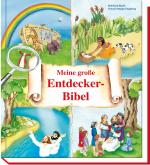 Cover-Bild Meine große Entdecker-Bibel