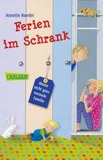 Cover-Bild Meine nicht ganz normale Familie 1: Ferien im Schrank